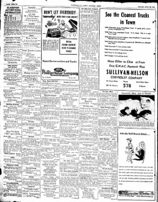 The Courier News from Blytheville, Arkansas on April 23, 1948 · Page 7