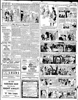The Courier News from Blytheville, Arkansas on April 23, 1948 · Page 8