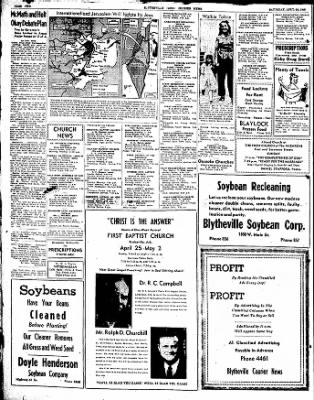 The Courier News from Blytheville, Arkansas on April 24, 1948 · Page 2