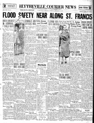 The Courier News from Blytheville, Arkansas on December 27, 1934 · Page 1