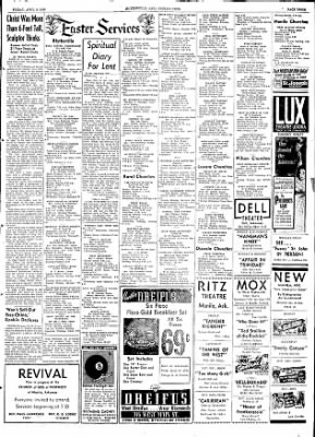 The Courier News from Blytheville, Arkansas on April 3, 1953 · Page 3
