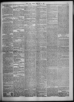 The Times from London,  on February 28, 1873 · Page 5
