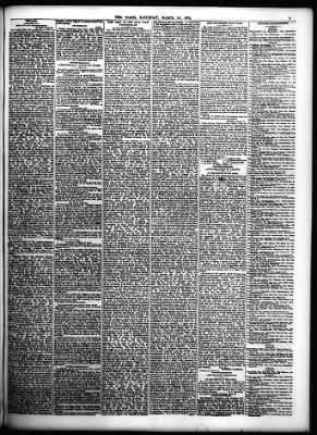 The Times from London,  on March 14, 1874 · Page 7