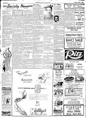 The Courier News from Blytheville, Arkansas on April 3, 1953 · Page 4