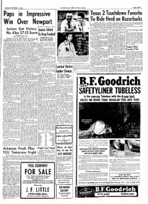 The Courier News from Blytheville, Arkansas on October 15, 1954 · Page 9