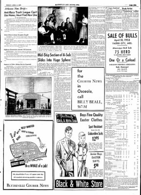 The Courier News from Blytheville, Arkansas on April 3, 1953 · Page 5