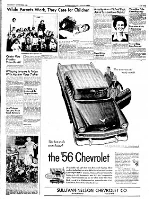 The Courier News from Blytheville, Arkansas on November 3, 1955 · Page 9