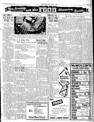 The Courier News from Blytheville, Arkansas on March 25, 1937 · Page 9