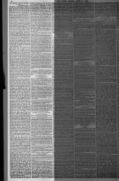 The Times from London, Greater London, England on April 21, 1882