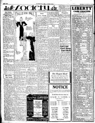 The Courier News from Blytheville, Arkansas on August 31, 1933 · Page 2
