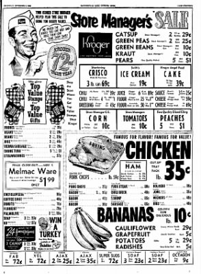 The Courier News from Blytheville, Arkansas on November 3, 1955 · Page 19