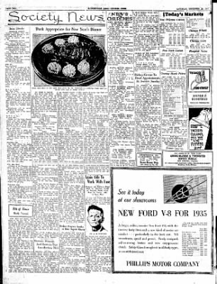 The Courier News from Blytheville, Arkansas on December 29, 1934 · Page 2