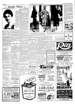 The Courier News from Blytheville, Arkansas on October 18, 1954 · Page 2