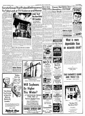 The Courier News from Blytheville, Arkansas on October 18, 1954 · Page 3