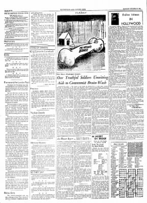 The Courier News from Blytheville, Arkansas on October 18, 1954 · Page 4