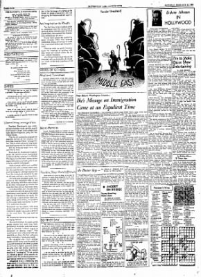 The Courier News from Blytheville, Arkansas on February 18, 1956 · Page 4