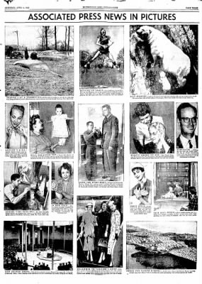 The Courier News from Blytheville, Arkansas on April 4, 1953 · Page 3