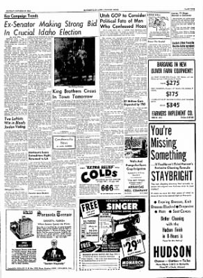 The Courier News from Blytheville, Arkansas on October 18, 1954 · Page 5