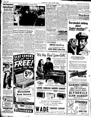 The Courier News from Blytheville, Arkansas on April 28, 1948 · Page 1