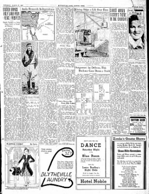 The Courier News from Blytheville, Arkansas on March 27, 1937 · Page 3