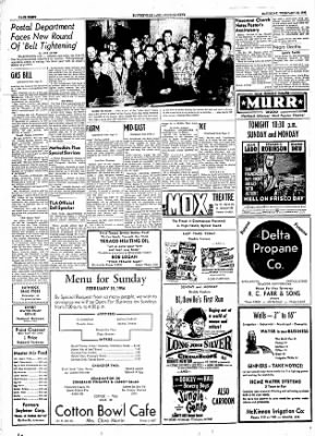 The Courier News from Blytheville, Arkansas on February 18, 1956 · Page 8