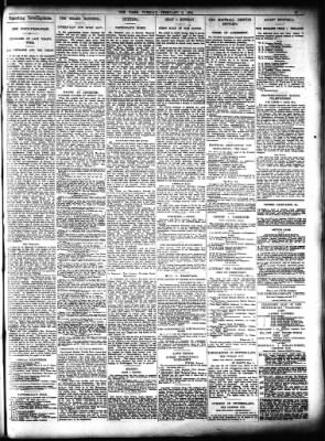 The Times from London,  on February 3, 1914 · Page 47