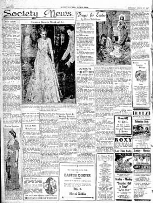 The Courier News from Blytheville, Arkansas on March 27, 1937 · Page 4