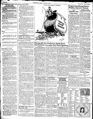 The Courier News from Blytheville, Arkansas on April 28, 1948 · Page 3