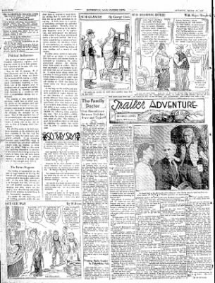 The Courier News from Blytheville, Arkansas on March 27, 1937 · Page 6
