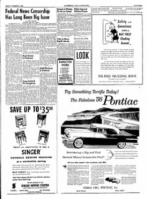 The Courier News from Blytheville, Arkansas on November 4, 1955 · Page 7