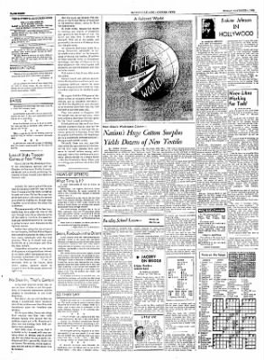 The Courier News from Blytheville, Arkansas on November 4, 1955 · Page 8