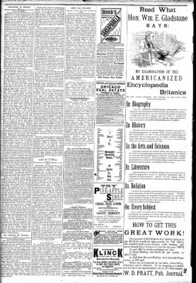 Logansport Pharos-Tribune from Logansport, Indiana on February 25, 1891 · Page 2