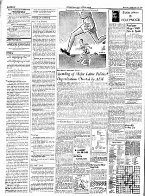 The Courier News from Blytheville, Arkansas on February 20, 1956 · Page 8