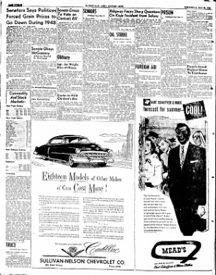 The Courier News from Blytheville, Arkansas on May 21, 1952 · Page 12