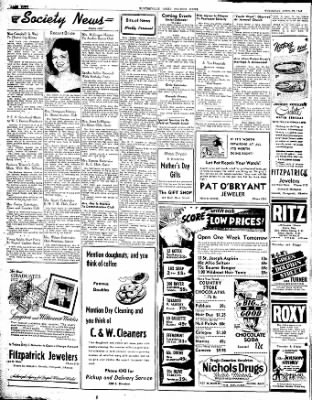The Courier News from Blytheville, Arkansas on April 29, 1948 · Page 4