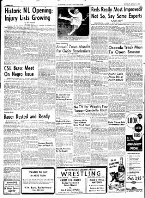 The Courier News from Blytheville, Arkansas on April 6, 1953 · Page 6