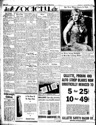 The Courier News from Blytheville, Arkansas on September 6, 1933 · Page 2