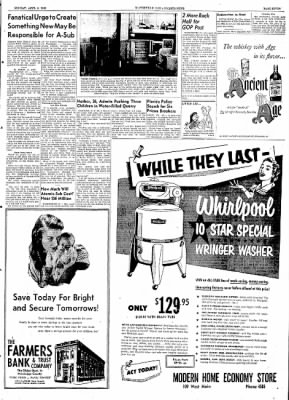 The Courier News from Blytheville, Arkansas on April 6, 1953 · Page 7