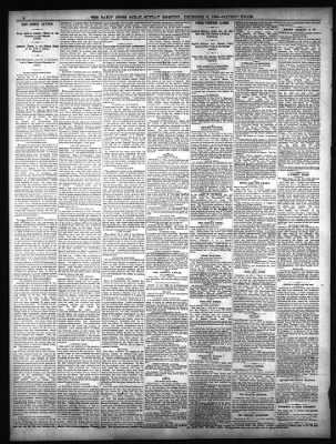 The Inter Ocean from Chicago, Illinois on December 2, 1883 · Page 4