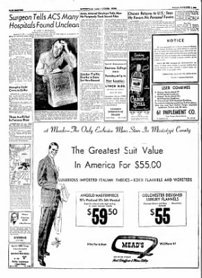 The Courier News from Blytheville, Arkansas on November 4, 1955 · Page 18