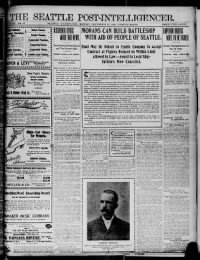 Seattle pi newspaper archives