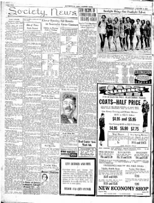 The Courier News from Blytheville, Arkansas on January 2, 1935 · Page 2