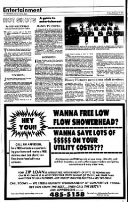 Ukiah Daily Journal from Ukiah, California on February 17, 1984 · Page 14