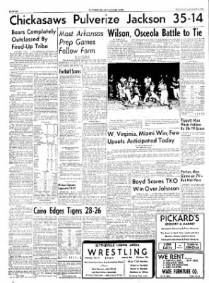 The Courier News from Blytheville, Arkansas on November 5, 1955 · Page 6