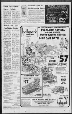 The Tampa Tribune from Tampa, Florida on January 13, 1975 · 6