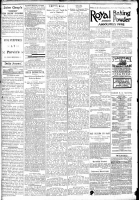 Logansport Pharos-Tribune from Logansport, Indiana on February 25, 1891 · Page 4