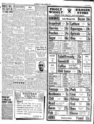 The Courier News from Blytheville, Arkansas on January 3, 1935 · Page 3