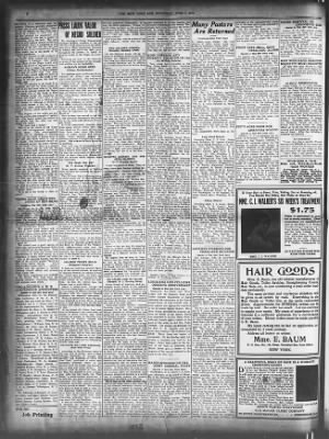 The New York Age from New York, New York on June 1, 1918 · Page 2
