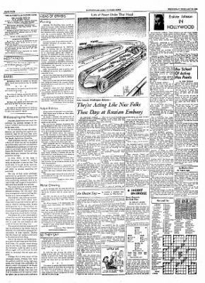 The Courier News from Blytheville, Arkansas on February 22, 1956 · Page 4