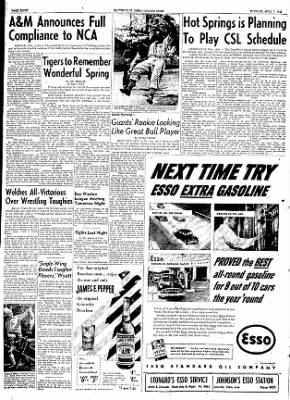 The Courier News from Blytheville, Arkansas on April 7, 1953 · Page 8